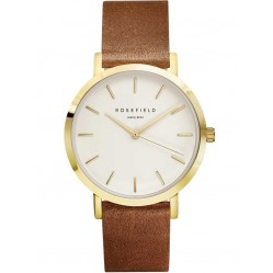 ROSEFIELD Ladies Brown Gramercy Watch GWBRG-G34