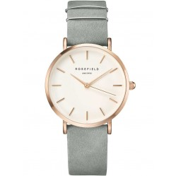 ROSEFIELD Ladies Grey West Village Watch WMGR-W74