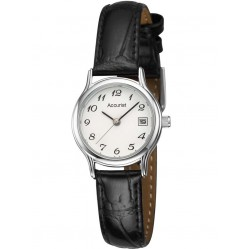 Accurist Ladies Strap Watch LS632
