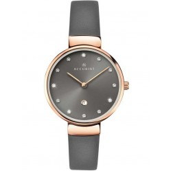 Accurist Ladies Grey London Watch 8149