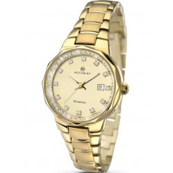 Accurist Ladies London Bracelet Watch 8015