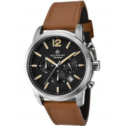 Accurist Mens London Chronograph Watch 7020