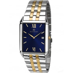 Accurist Mens Bracelet Watch 7062