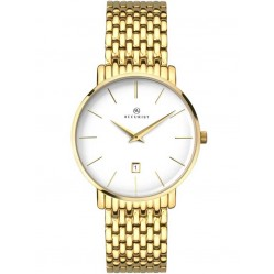 Accurist Mens Gold London Watch 7160