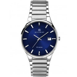 Accurist Mens Signature Blue Watch 7217