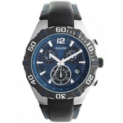 Accurist Mens Chronograph Watch MS832N
