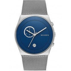 Skagen Mens Havene Mesh Bracelet Watch SKW6185
