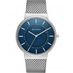 Skagen Mens Ancher Blue Watch SKW6234