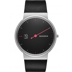 Skagen Mens Ancher Black Watch SKW6236
