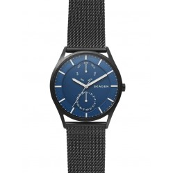 Skagen Holst Black Mesh Bracelet Watch SKW6450