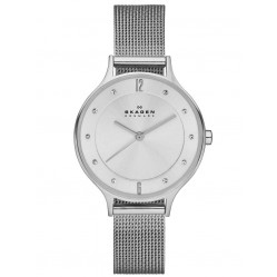 Skagen Ladies Anita Stainless Steel Bracelet Watch SKW2149