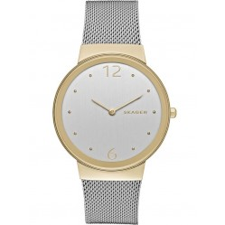 Skagen Ladies Freja Silver Watch SKW2381