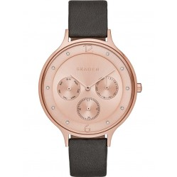 Skagen Ladies Anita Rose Gold Watch SKW2392