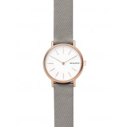 Skagen Signature Grey Strap Watch SKW2697