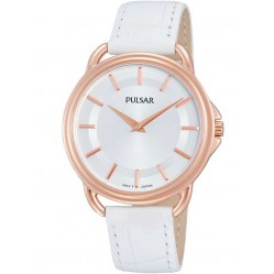 Pulsar Ladies Dress Strap Watch PM2104X1
