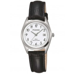 Pulsar Ladies Classic Strap Watch PH7447X1