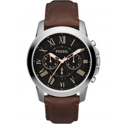 Fossil Mens Grant Watch FS4813