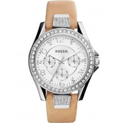 Fossil Ladies Riley Strap Watch ES3889