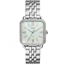 Fossil Ladies Micah Steel Strap Watch ES4268
