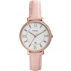 Fossil Ladies Jacqueline Strap Watch ES4303