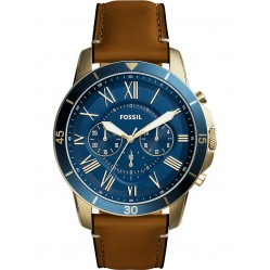 Fossil Mens Grant Sport Watch FS5268