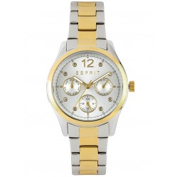 Esprit Ladies Tracy Two Tone Bracelet Watch ES106702004