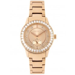 Esprit Ladies Seren Rose Gold Plated Bracelet Watch ES107422003