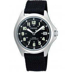 Pulsar Mens Classic Watch PS9045X1