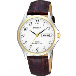 Pulsar Mens Strap Watch PXD294X1