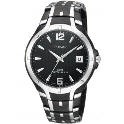 Pulsar Mens Bracelet Watch PXH521X1