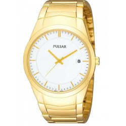 Pulsar Mens Bracelet Watch PS9150X1