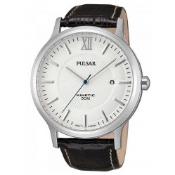 Pulsar Mens Kinetic Strap Watch PAR187X1