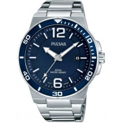 Pulsar Mens Sport Bracelet Watch PS9399X1