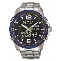 Pulsar Mens Sport Watch PZ4003X1