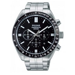 Pulsar Mens Sport Chronograph Watch PT3609X1