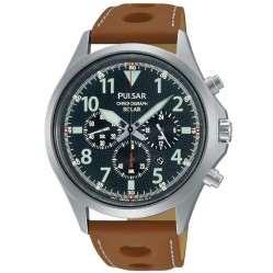 Pulsar Mens Sports Chronograph Watch PX5023X1