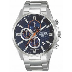 Pulsar Mens Chronograph Bracelet Watch PM3059X1
