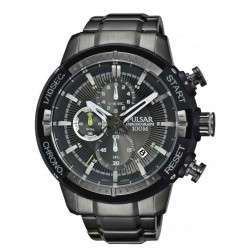 Pulsar Mens Chronograph Bracelet Watch PM3049X1