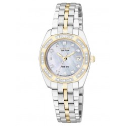 Citizen Ladies Diamond Set Watch EW1594-55D