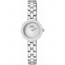 Citizen Ladies Stone Bezel Watch EX1080-56A