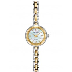 Citizen Ladies Eco Drive Bracelet Watch EG2844-58D