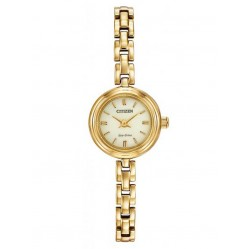 Citizen Ladies Silhouette Bracelet Watch EG2848-57P