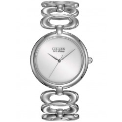 Citizen Ladies Eco-Drive Silhouette Watch EM0220-53A