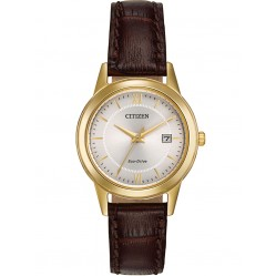 Citizen Ladies Strap Watch FE1082-05A