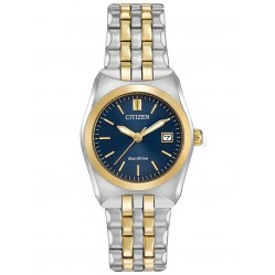 Citizen Ladies Corso Two Tone Bracelet Watch EW2294-53L