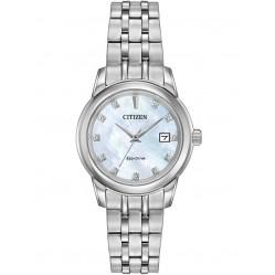 Citizen Ladies CITIZEN L Carina Diamond Bracelet Watch EW2390-50D