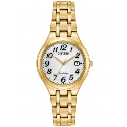 Citizen Ladies Eco-Drive Silhouette Bracelet Watch EW2482-53A
