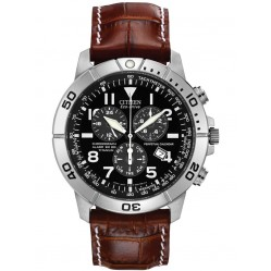 Citizen Mens Calendar Alarm Watch BL5250-02L