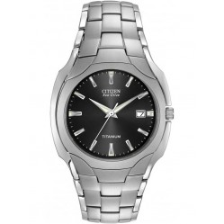 Citizen Mens Paradigm Titanium Bracelet Watch BM6560-54H