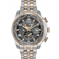 Citizen Mens Two Tone Watch AT9016-56H